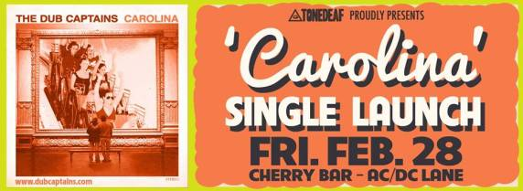 DC Carolina Single Launch